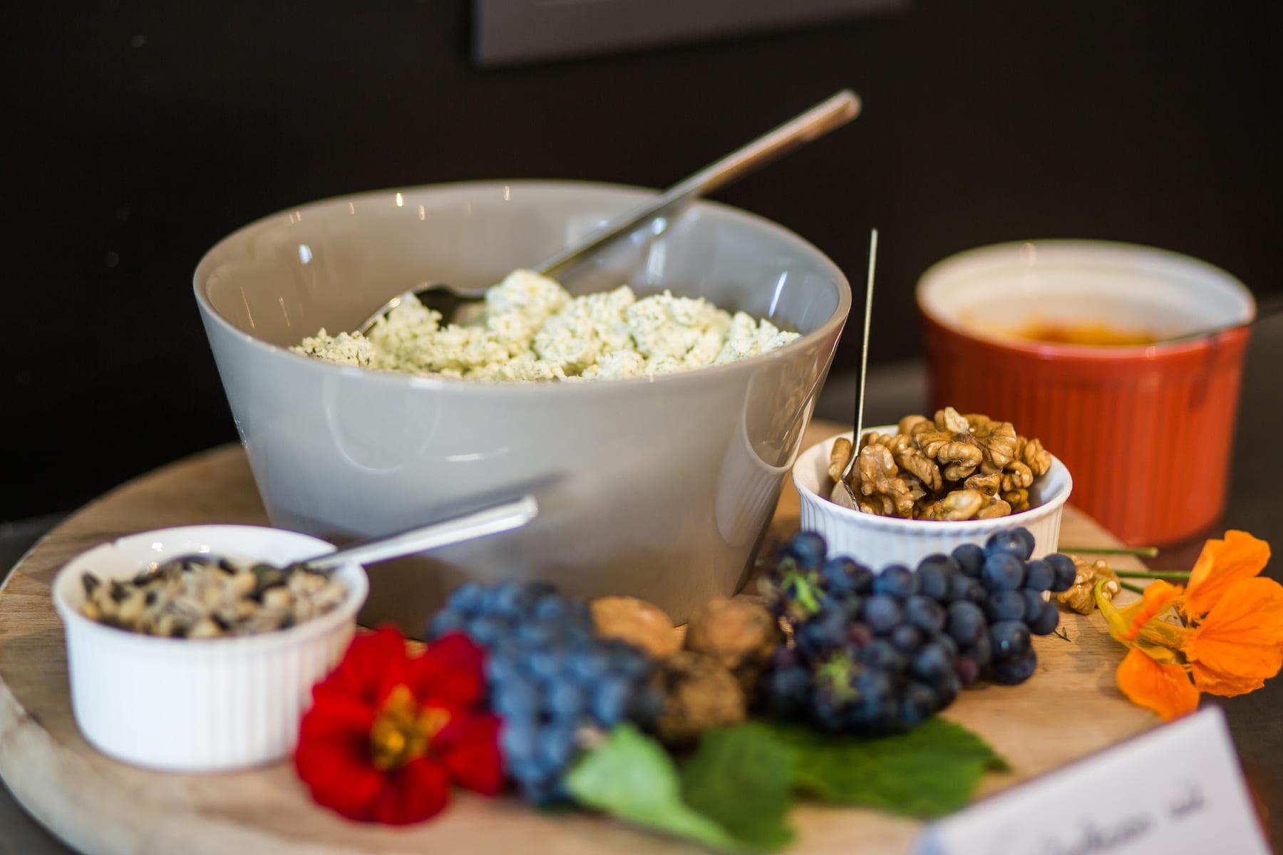 Kasteelhoeve Wange faciliteiten ontbijt eten Landen