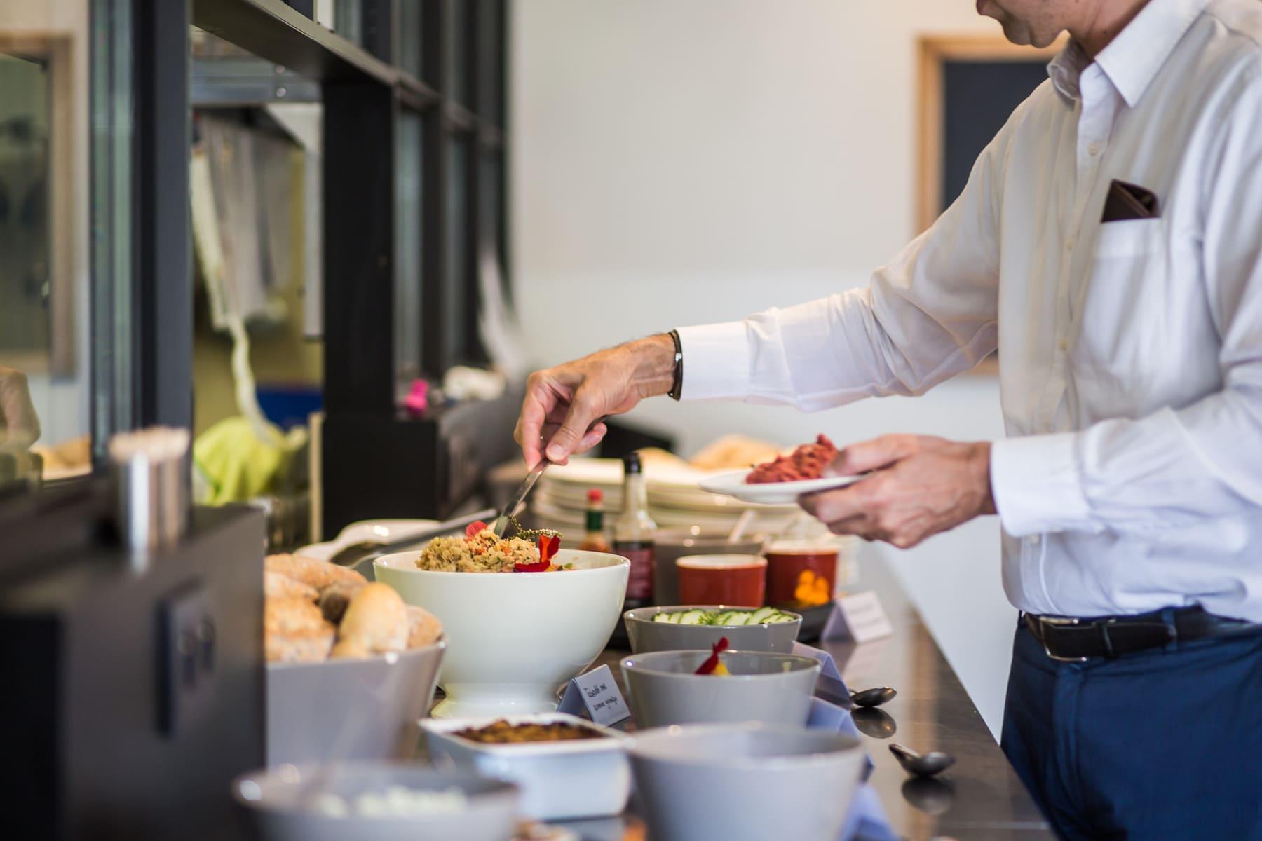 Kasteelhoeve Wange faciliteiten ontbijt eten Landen weekend overnachten familie vrienden