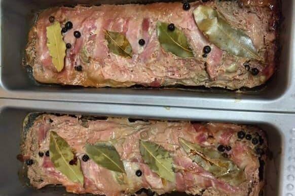 Kasteelhoeve Wange recepten huisgemaakte paté faciliteiten maaltijd pure keuken bio