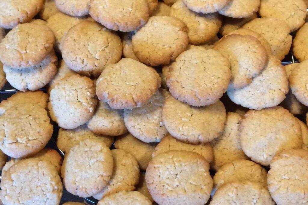 Kasteelhoeve Wange recepten koekjes faciliteiten maaltijd pure keuken bio