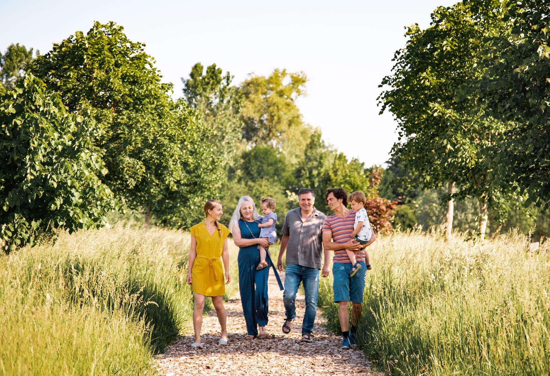 Kasteelhoeve Wange B&B Hotel familie & vrienden Landen activiteiten natuur wandelen wie zijn wij verbinden