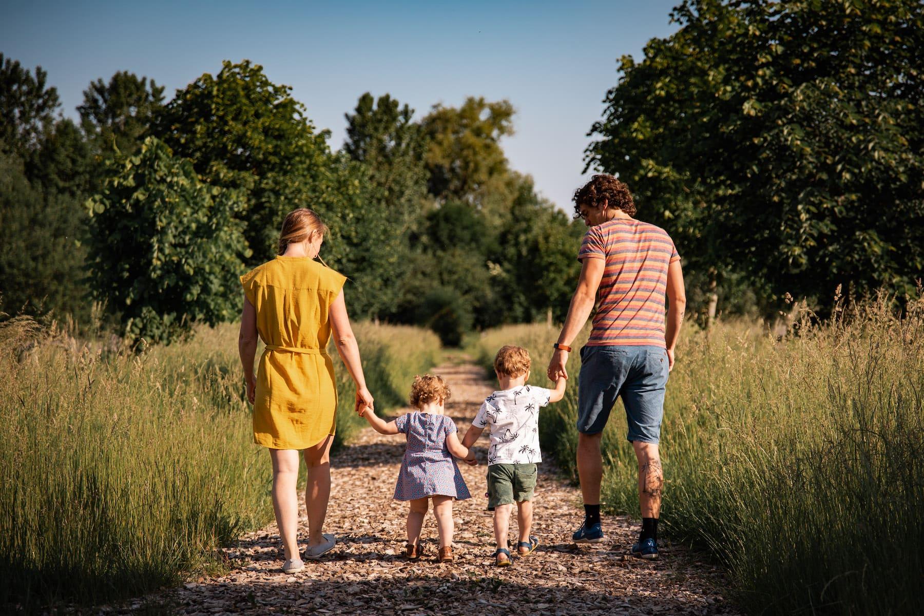 Kasteelhoeve Wange B&B Hotel familie & vrienden Landen activiteiten natuur wandelen verbinden